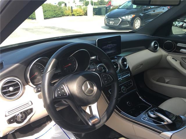2015 Mercedes-Benz C-Class Base (Stk: 1778W) in Oakville - Image 12 of 26