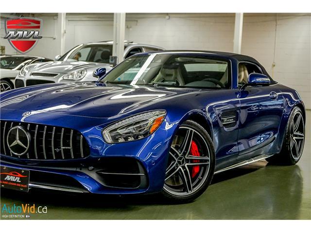 2018 Mercedes-Benz AMG GT C  (Stk: ) in Oakville - Image 1 of 33