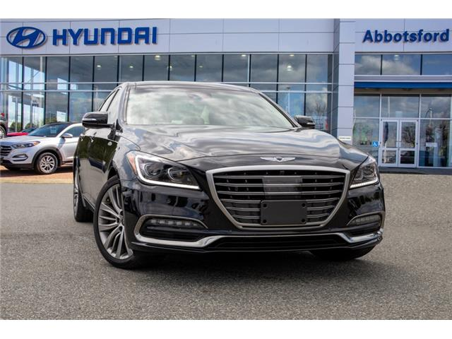 2018 Genesis G80 5.0 Ultimate (Stk: AH8888) in Abbotsford - Image 1 of 30