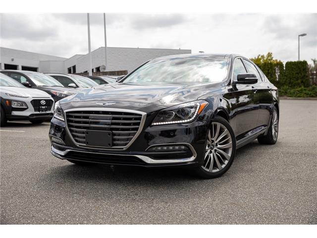 2018 Genesis G80 5.0 Ultimate (Stk: AH8888) in Abbotsford - Image 3 of 30