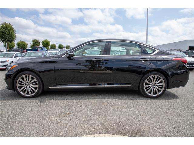 2018 Genesis G80 5.0 Ultimate (Stk: AH8888) in Abbotsford - Image 4 of 30