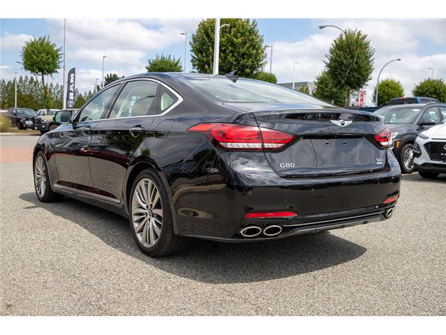 2018 Genesis G80 5.0 Ultimate (Stk: AH8888) in Abbotsford - Image 5 of 30