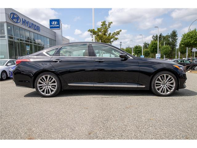 2018 Genesis G80 5.0 Ultimate (Stk: AH8888) in Abbotsford - Image 8 of 30