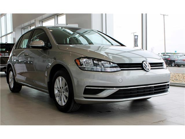 2019 Volkswagen Golf 1.4 TSI Comfortline 3VWG57AU0KM011605 V7276 in Saskatoon