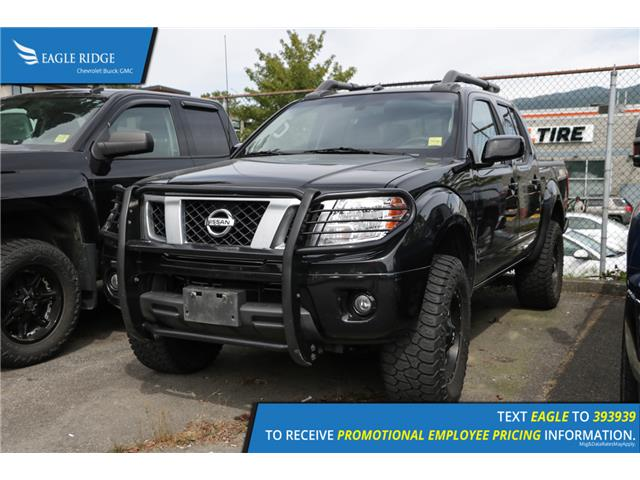 2016 Nissan Frontier PRO-4X (Stk: 166063) in Coquitlam - Image 1 of 3