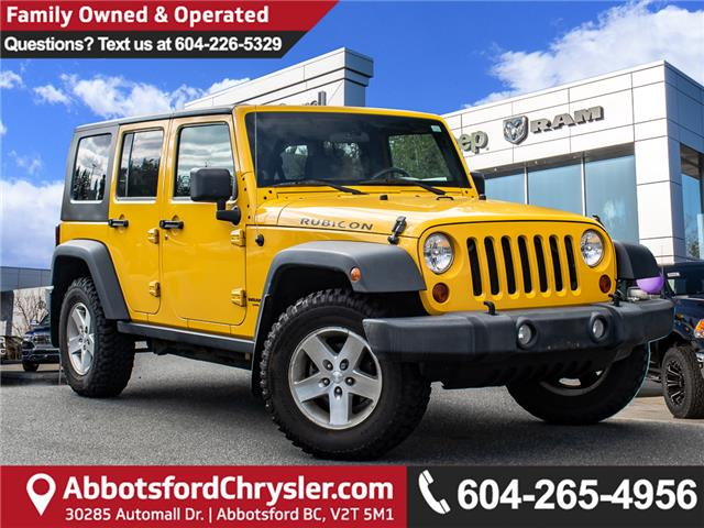 2008 Jeep Wrangler Unlimited Rubicon (Stk: K647671A) in Abbotsford - Image 1 of 26
