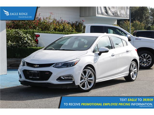 2018 Chevrolet Cruze Premier Auto 3G1BF6SM6JS620929 189566 in Coquitlam
