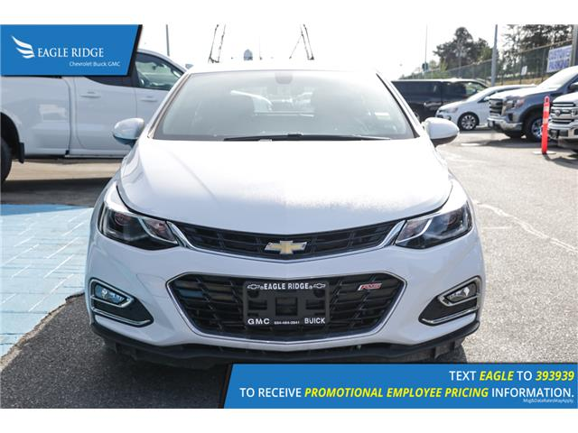 2018 Chevrolet Cruze Premier Auto (Stk: 189566) in Coquitlam - Image 2 of 16