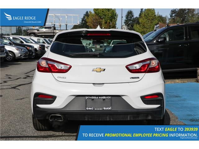 2018 Chevrolet Cruze Premier Auto (Stk: 189566) in Coquitlam - Image 5 of 16