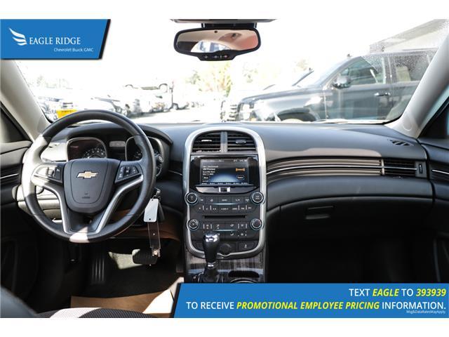 Chevrolet Malibu 1LT Vehicle Details Image