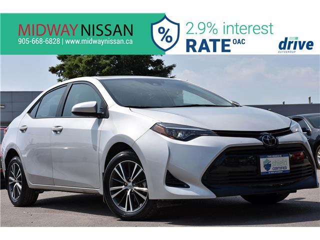 2018 Toyota Corolla LE (Stk: U1817R) in Whitby - Image 1 of 30