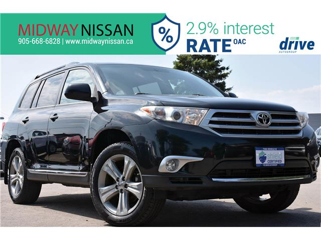 2012 Toyota Highlander V6 (Stk: KW333445A) in Whitby - Image 1 of 32