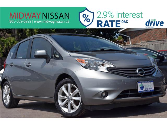 2014 Nissan Versa Note 1.6 SL (Stk: U1825) in Whitby - Image 1 of 30
