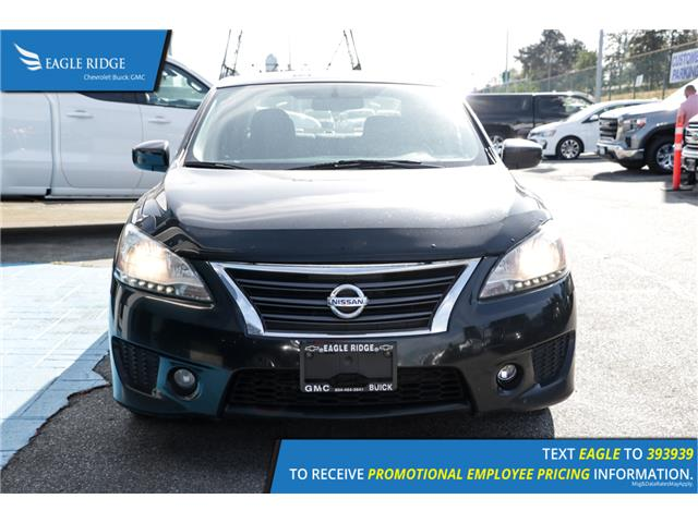 2014 Nissan Sentra 1.8 SR (Stk: 149619) in Coquitlam - Image 2 of 17