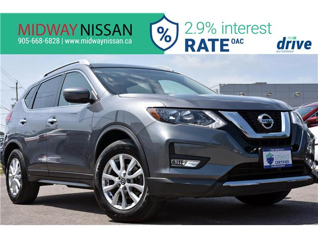2017 Nissan Rogue SV (Stk: KC774710A) in Whitby - Image 1 of 33