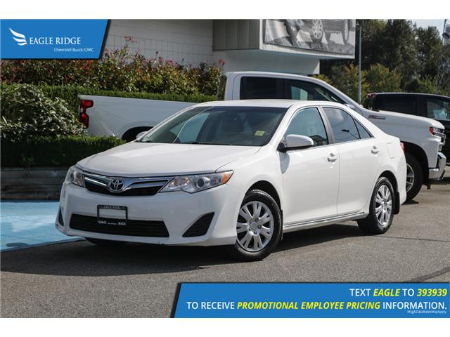 2012 Toyota Camry LE (Stk: 129301) in Coquitlam - Image 1 of 14