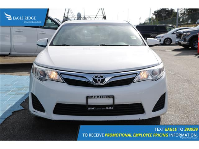 2012 Toyota Camry LE (Stk: 129301) in Coquitlam - Image 2 of 14