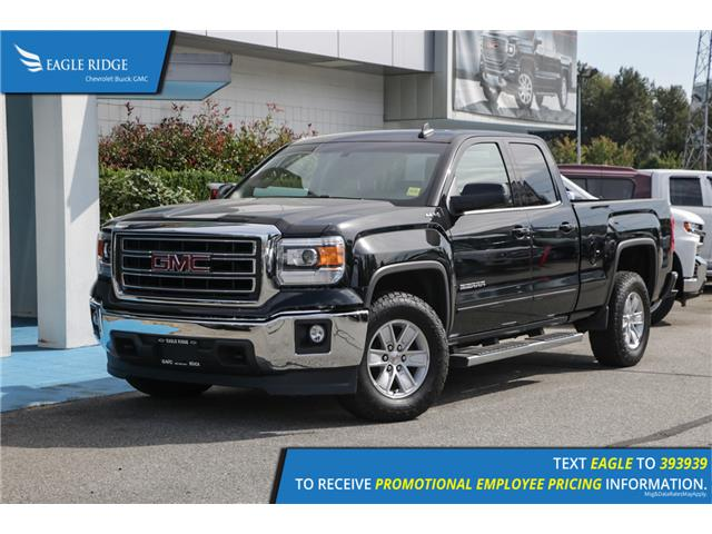 2015 GMC Sierra 1500 SLE (Stk: 159668) in Coquitlam - Image 1 of 13