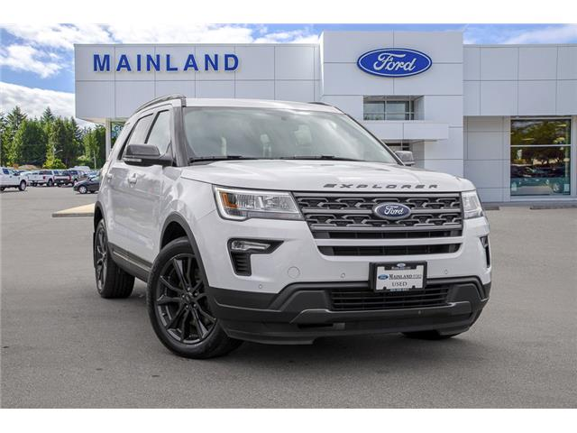 2018 Ford Explorer XLT (Stk: P0559) in Vancouver - Image 1 of 28