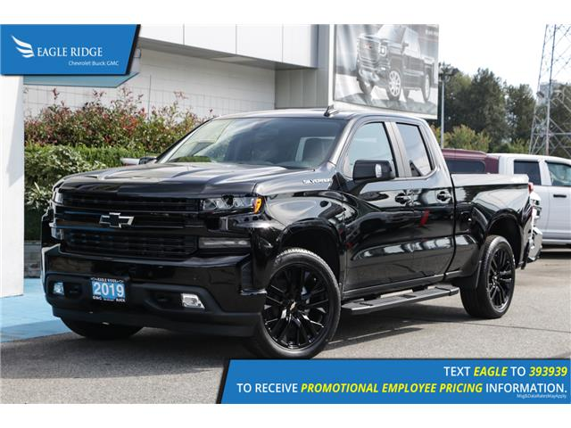2019 Chevrolet Silverado 1500 RST (Stk: 99289A) in Coquitlam - Image 1 of 15