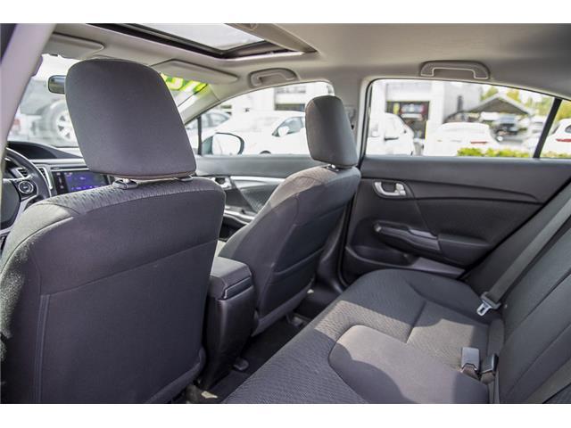 2014 Honda Civic EX (Stk: M1325) in Abbotsford - Image 9 of 22