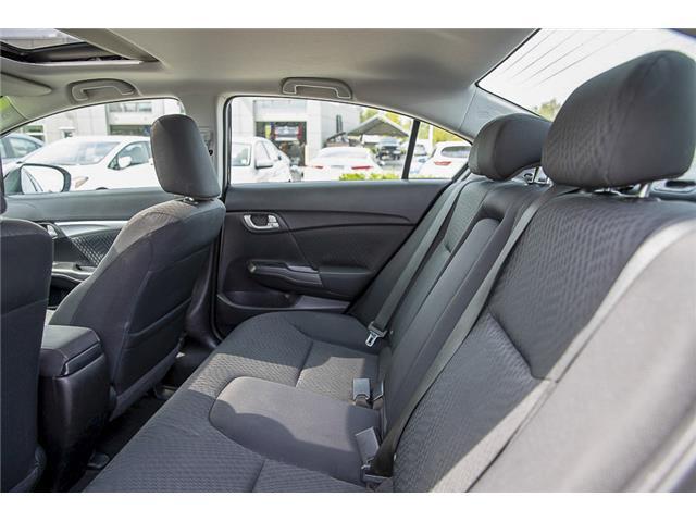 2014 Honda Civic EX (Stk: M1325) in Abbotsford - Image 10 of 22