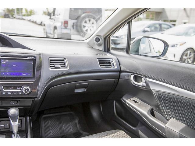 2014 Honda Civic EX (Stk: M1325) in Abbotsford - Image 13 of 22