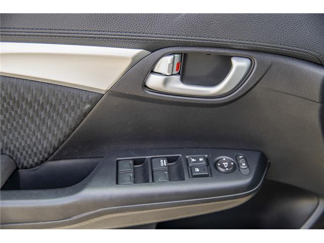 2014 Honda Civic EX (Stk: M1325) in Abbotsford - Image 14 of 22