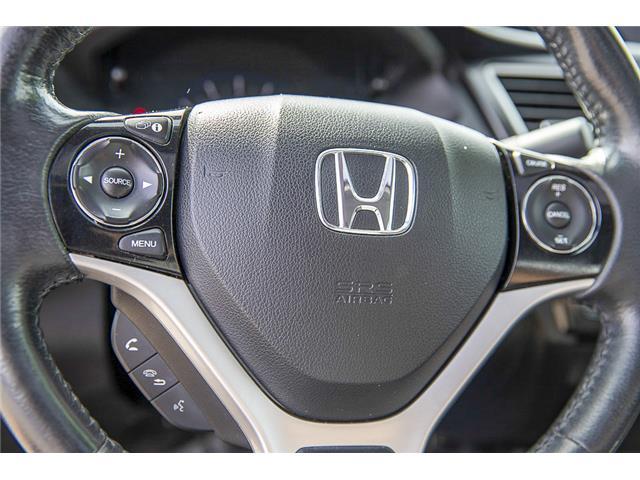 2014 Honda Civic EX (Stk: M1325) in Abbotsford - Image 15 of 22