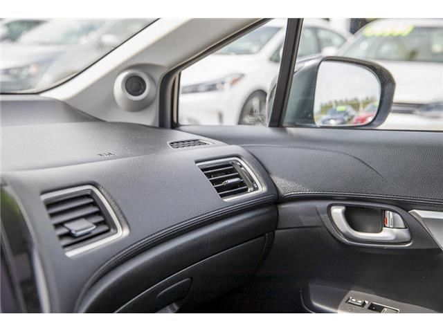 2014 Honda Civic EX (Stk: M1325) in Abbotsford - Image 21 of 22
