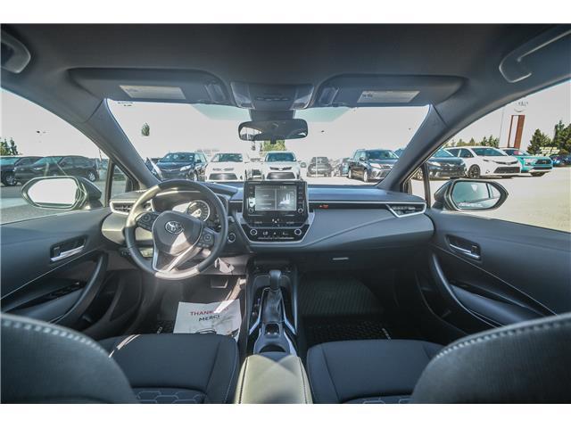 2019 Toyota Corolla Hatchback Base (Stk: CHK196) in Lloydminster - Image 2 of 11