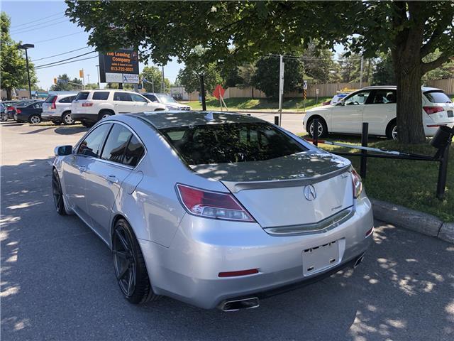 2014 Acura TL Base (Stk: ) in Ottawa - Image 14 of 27