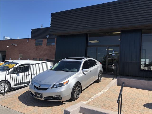 2014 Acura TL Base (Stk: ) in Ottawa - Image 25 of 27