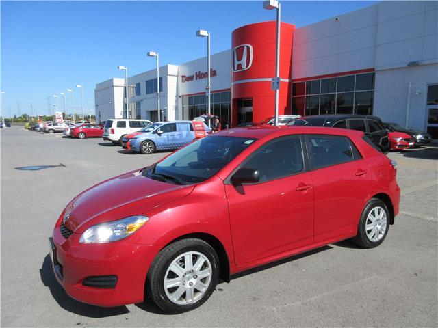 2013 Toyota Matrix Base (Stk: VA3585) in Ottawa - Image 1 of 12