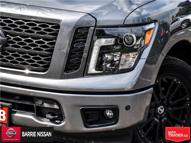 2018 Nissan Titan SV Midnight Edition (Stk: P4609) in Barrie - Image 2 of 23