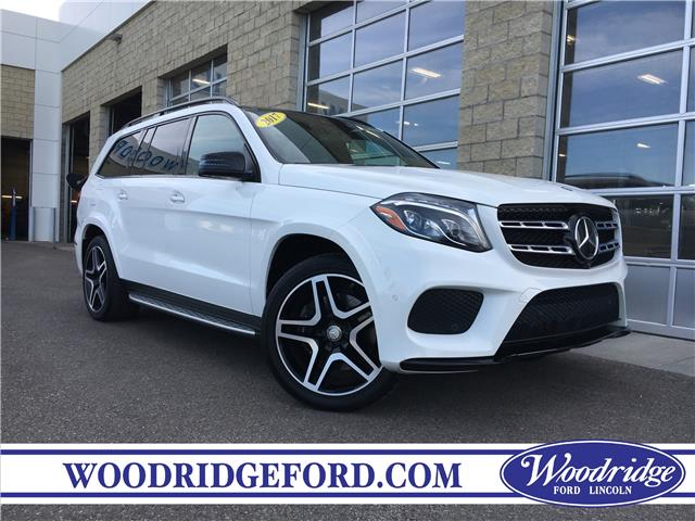 2017 Mercedes-Benz GLS 550 Base (Stk: K-2334A) in Calgary - Image 1 of 27