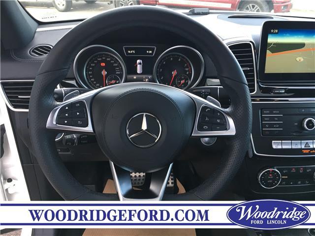 2017 Mercedes-Benz GLS 550 Base (Stk: K-2334A) in Calgary - Image 19 of 25