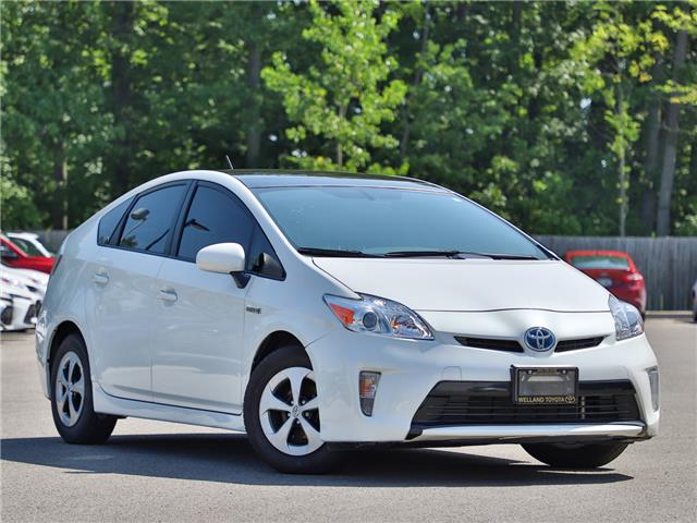 2014 Toyota Prius Base (Stk: P3529) in Welland - Image 1 of 20