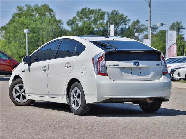 2014 Toyota Prius Base (Stk: P3529) in Welland - Image 2 of 20