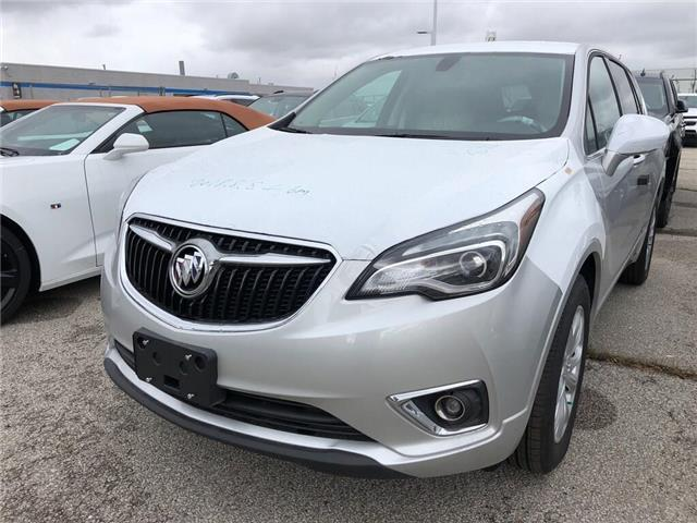 2019 Buick Envision Preferred (Stk: 023682) in BRAMPTON - Image 1 of 4