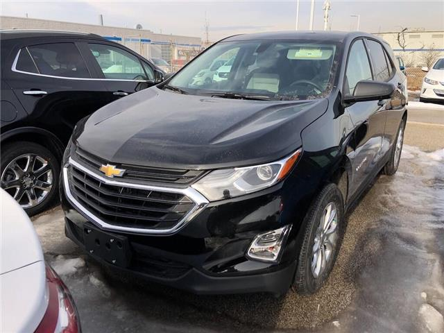 2019 Chevrolet Equinox LS (Stk: 221918) in BRAMPTON - Image 1 of 5