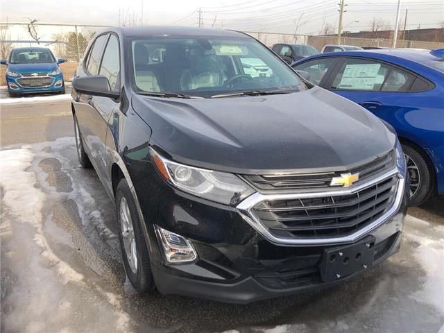 2019 Chevrolet Equinox LS (Stk: 221918) in BRAMPTON - Image 2 of 5