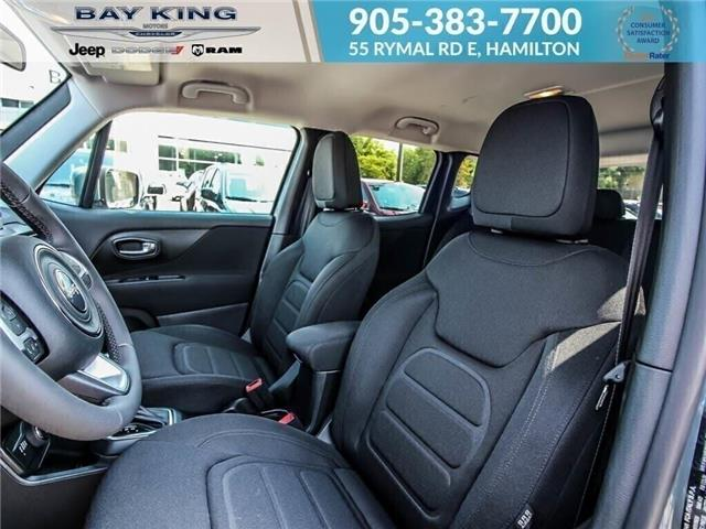 2018 Jeep Renegade North (Stk: 187724) in Hamilton - Image 4 of 10