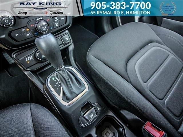 2018 Jeep Renegade North (Stk: 187724) in Hamilton - Image 9 of 10