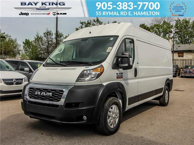 2019 RAM ProMaster 2500 High Roof (Stk: 197211) in Hamilton - Image 1 of 20