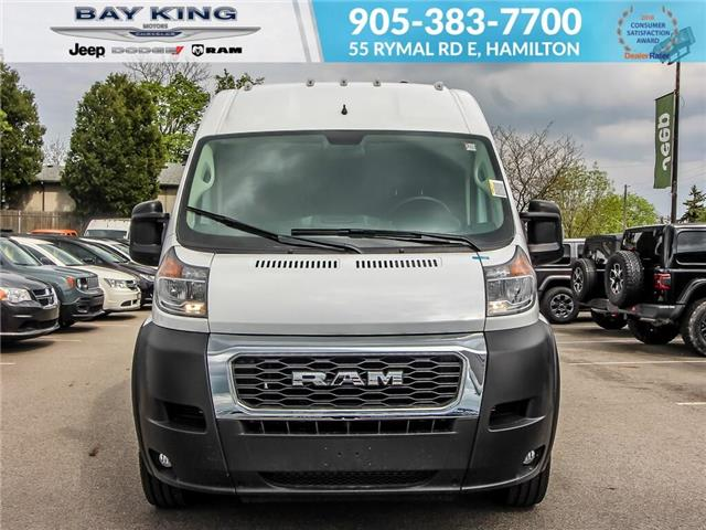 2019 RAM ProMaster 2500 High Roof (Stk: 197211) in Hamilton - Image 2 of 20