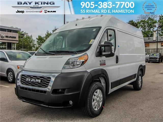 2019 RAM ProMaster 2500 High Roof (Stk: 197212) in Hamilton - Image 1 of 20