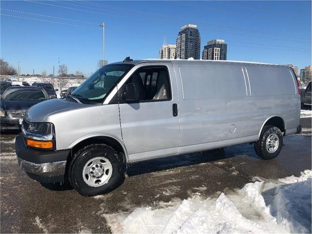 2019 Chevrolet Express New 2019 Chevrolet Express 3500 Cargo Van Extended (Stk: NV95264) in Toronto - Image 2 of 12