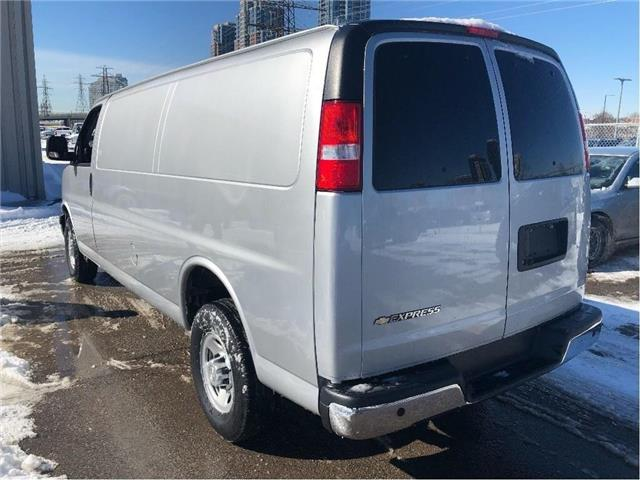 2019 Chevrolet Express New 2019 Chevrolet Express 3500 Cargo Van Extended (Stk: NV95264) in Toronto - Image 3 of 12