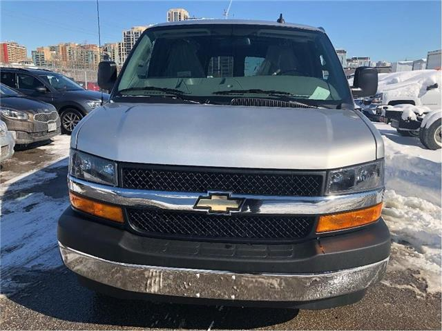 2019 Chevrolet Express New 2019 Chevrolet Express 3500 Cargo Van Extended (Stk: NV95264) in Toronto - Image 7 of 12